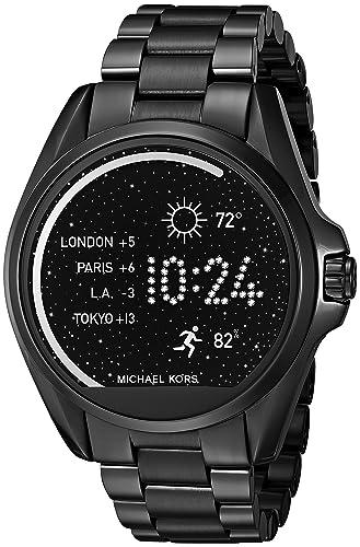 Michael Kors Access Bradshaw Black-Tone Smartwatch