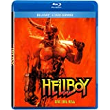 Hellboy [DVD + Bluray] [Blu-ray] (Bilingual)
