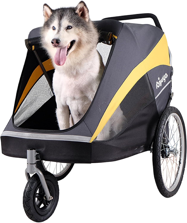 Ibiyaya Large Pet Stroller review