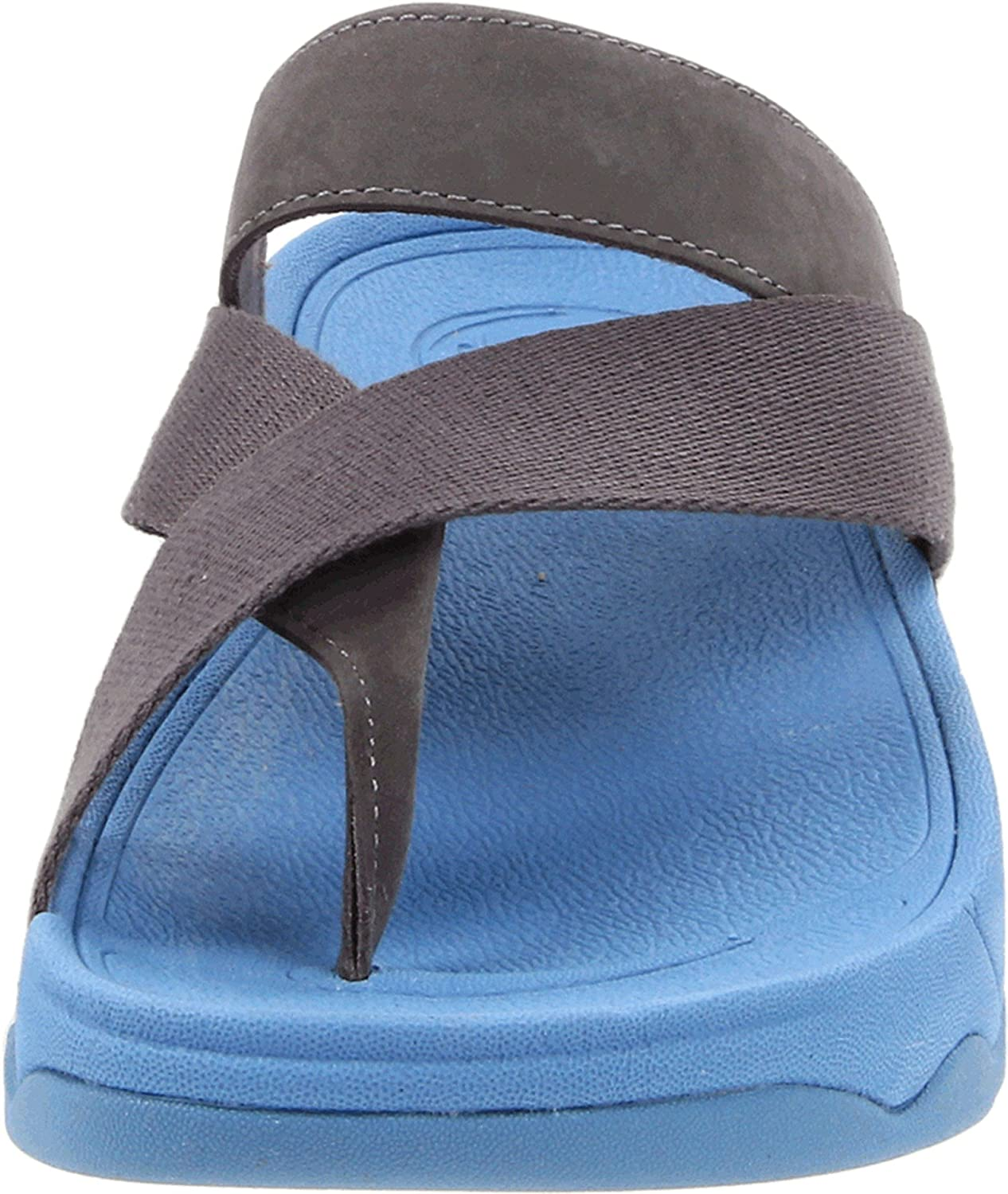Amazon.com: FitFlop Sling Mujer Sandalia, Gris, 5 B(M) US: Shoes