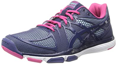 ASICS Women's Gel Exert TR Cross-Training Shoe,Blue/Illusion,6 M