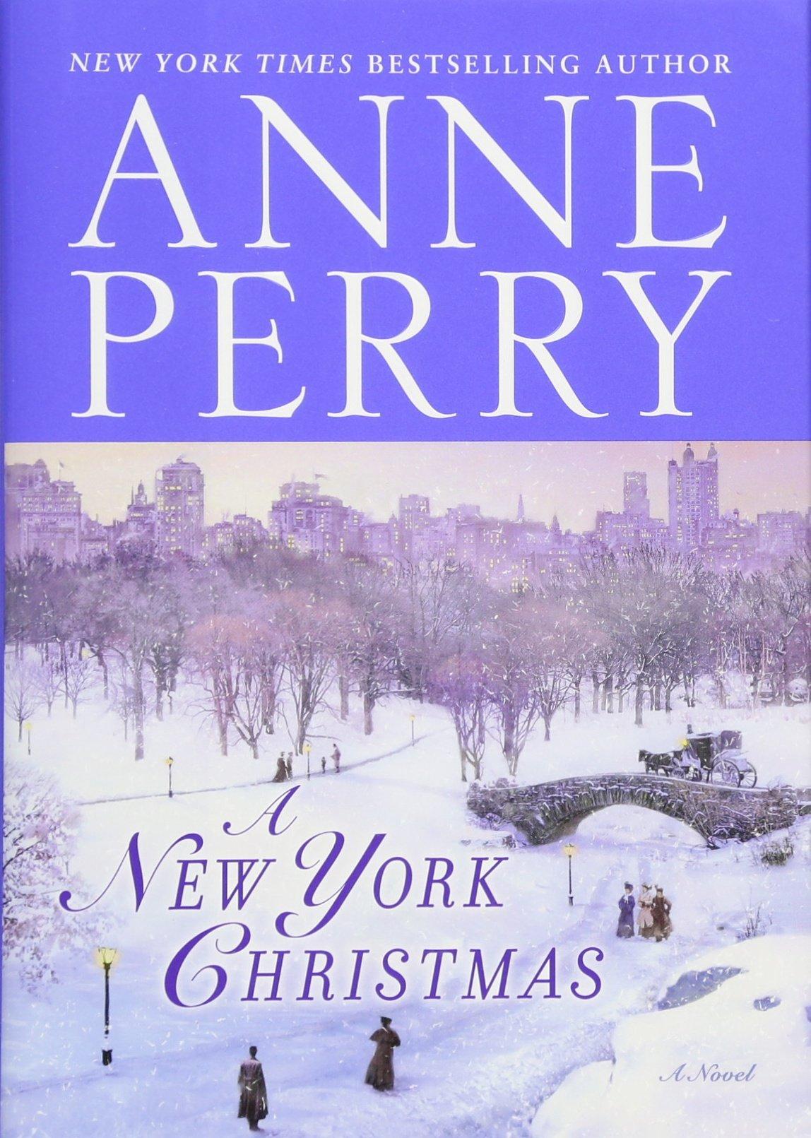 New York Christmas Novel