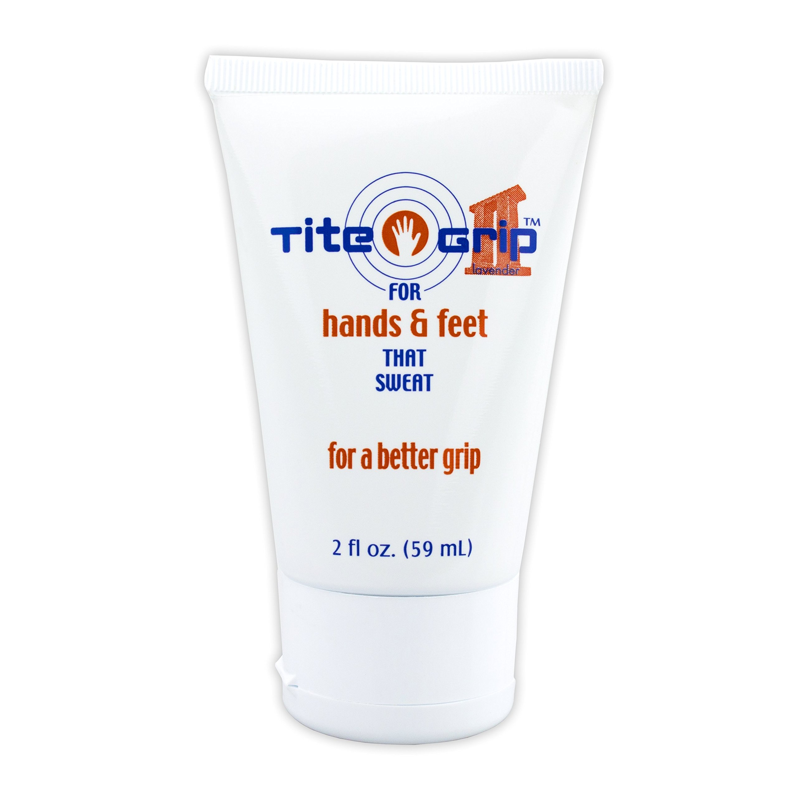 Tite Grip II All-Sport Topical Antiperspirant Hand Lotion/Non-Slip Grip Enhancement