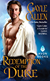 Redemption of the Duke (Brides of Redemption Book 3)
