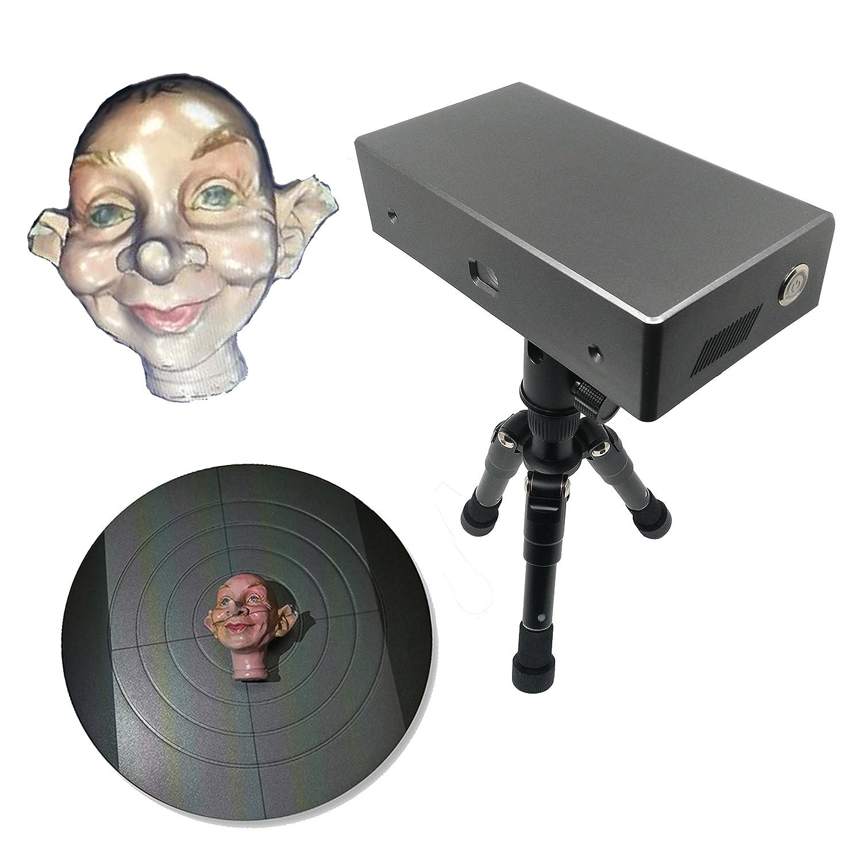 Desktop-3D-Scanner Full Color Hohe Genauigkeit zu 0, 08 mm 30F / S Zahnform 3D Scanner Thunk3D Cooper C20 Einfache Bedienung Beijing Xunheng Technology Co.Ltd