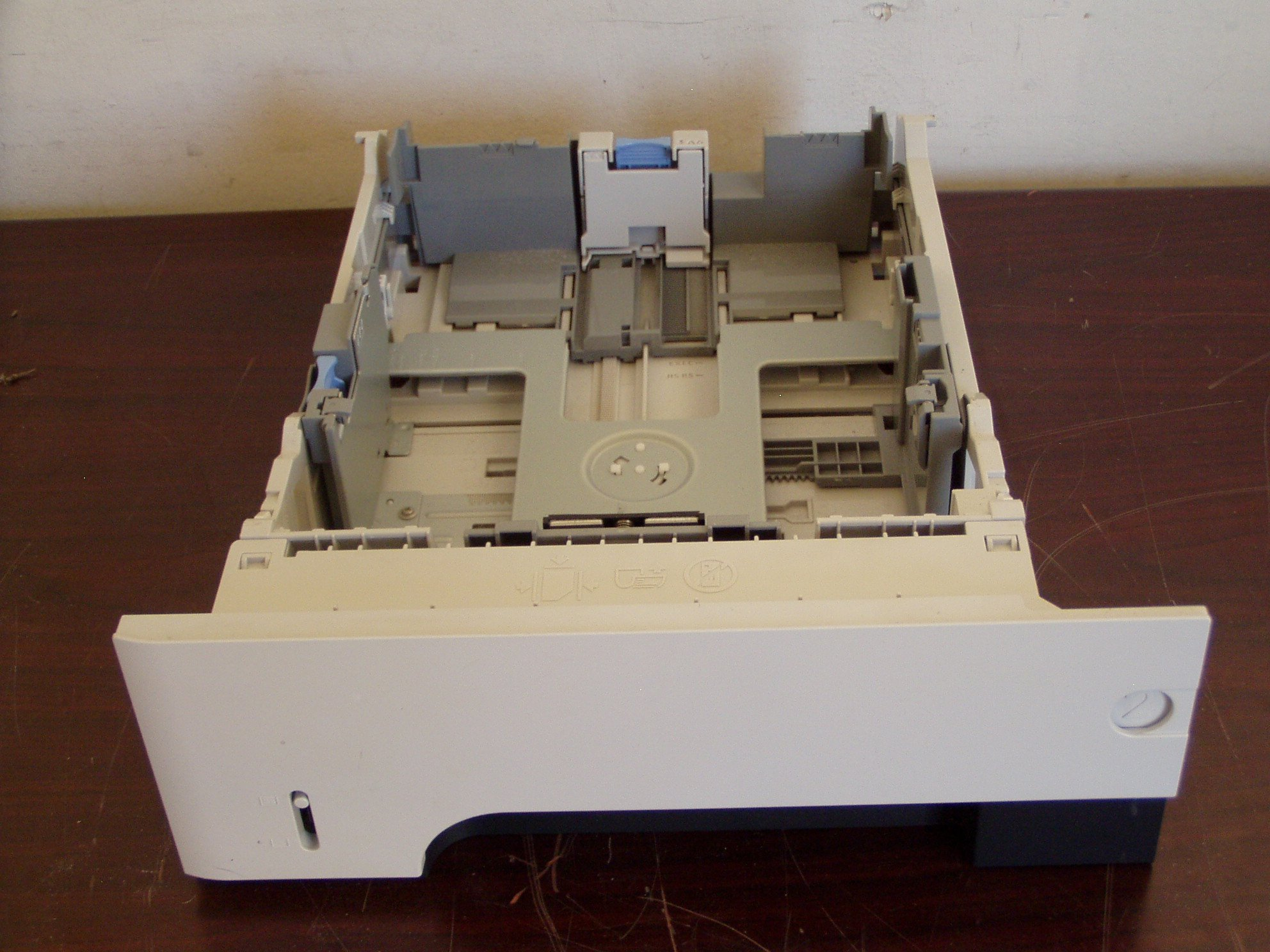 HP RM1-6279 500 Sheet Paper Tray Cassette For HP P3015, M525, M521 Printers by HP (Image #1)