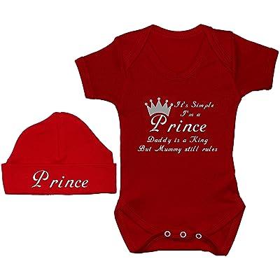 Acce Products - Body - Bébé (garçon) 0 à 24 mois Rouge rouge 6-12 mois