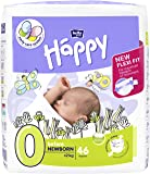 Bella Baby Happy Diapers Before Newborn 46 Pcs