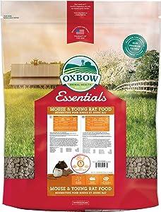 Essentials Mouse & Young Rat Food - 25 lb