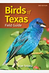 Birds of Texas Field Guide (Bird Identification Guides) Kindle Edition