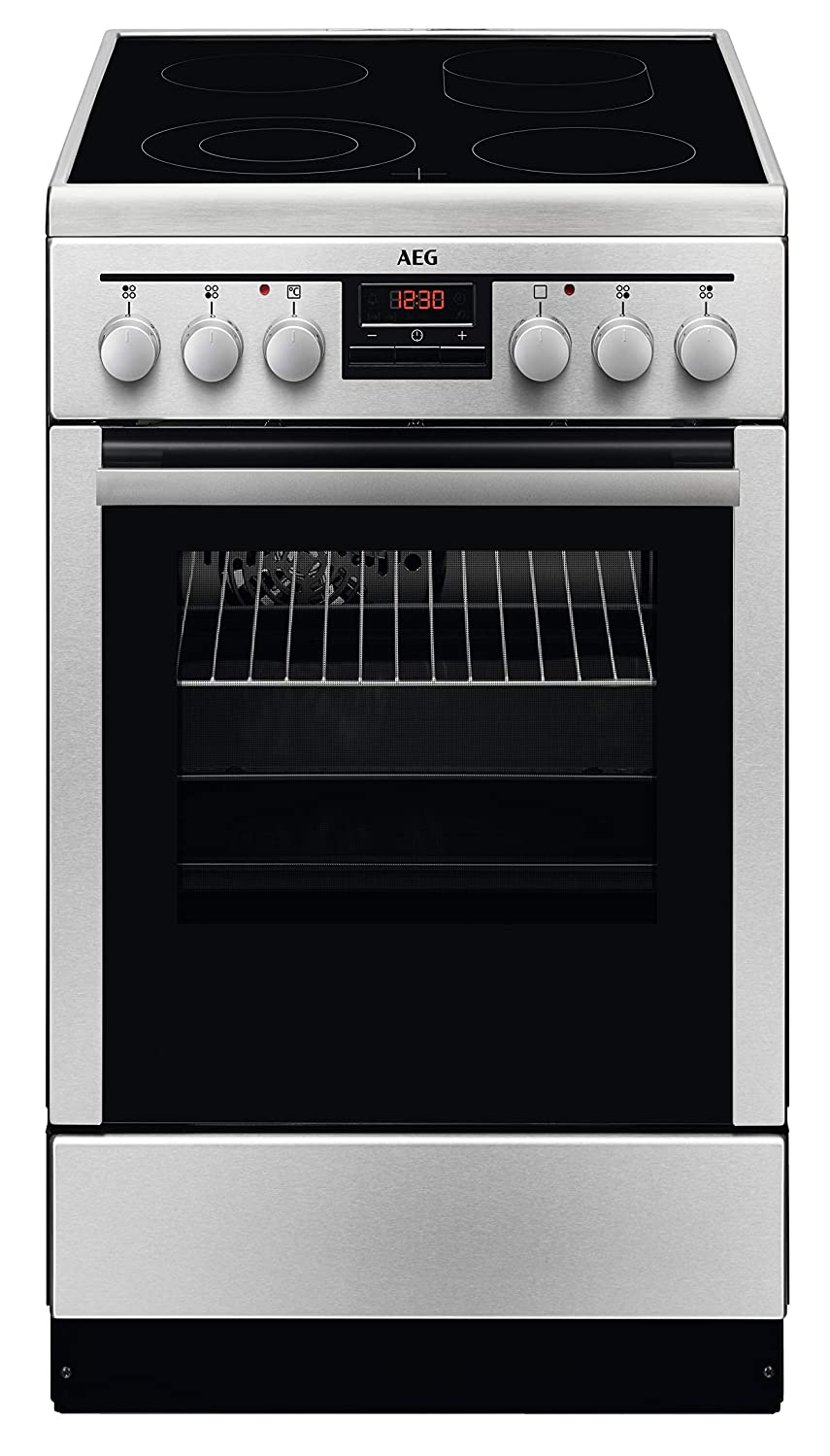 Aeg Electrolux Competence 47095vd Mn Stove Cooktop Combination