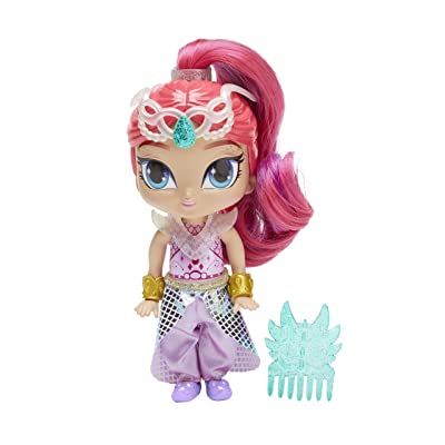 Fisher-Price Nickelodeon Shimmer & Shine, Dragon Rider Shimmer: Toys & Games