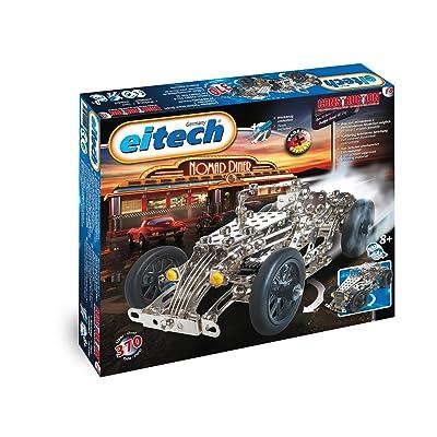 Eitech C14 - Kits de mecano (Metal): Juguetes y juegos