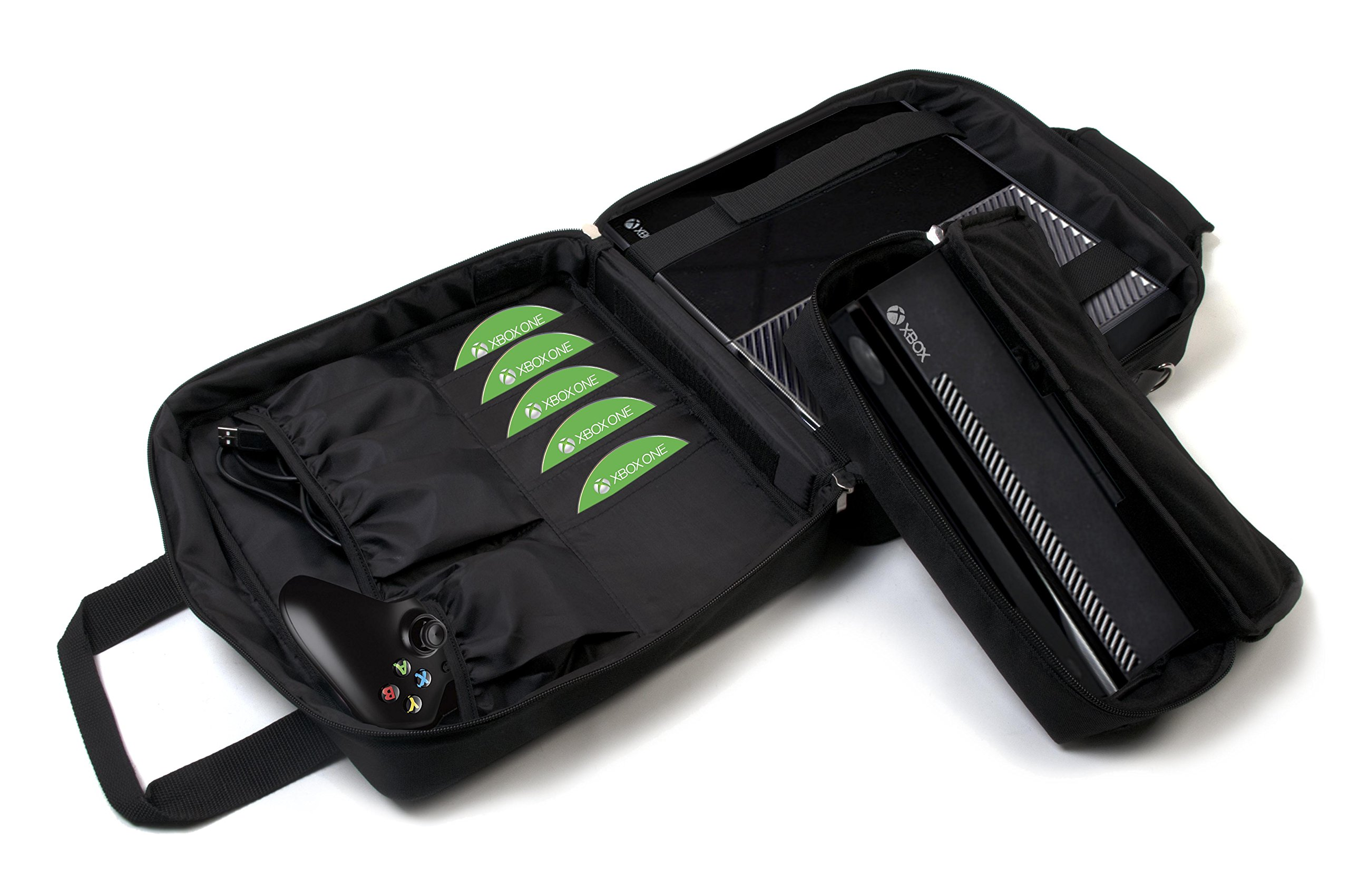 CTA Digital Multi-Function Carrying Case for Xbox One XB1-MFC by CTA Digital (Image #3)