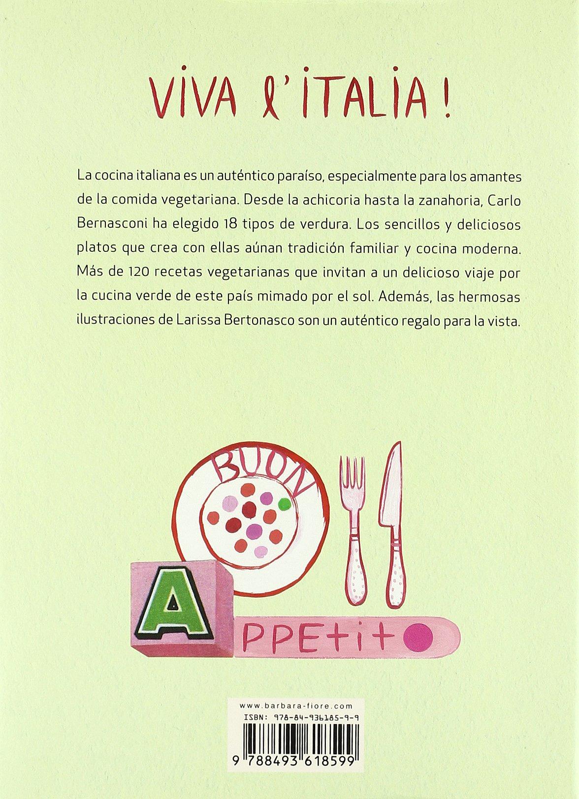 La cucina verde: Amazon.es: Carlo Bernasconi, Larissa Bertonasco ...
