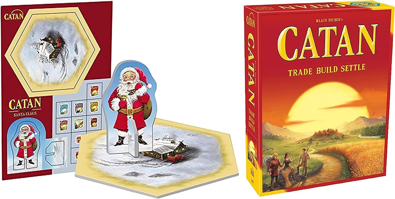 Catan Scenarios: Santa Claus 5ª edición: Amazon.es: Juguetes y juegos