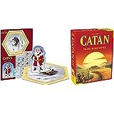 Catan Scenarios: Santa Claus and Catan 5th Edition bundled by Maven Gifts