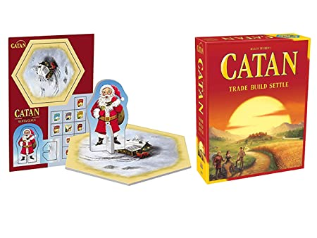 Catan Scenarios Santa Claus 5th Edition