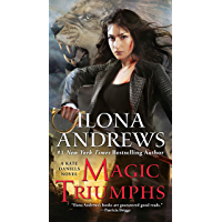Magic Triumphs (Kate Daniels Book 10)