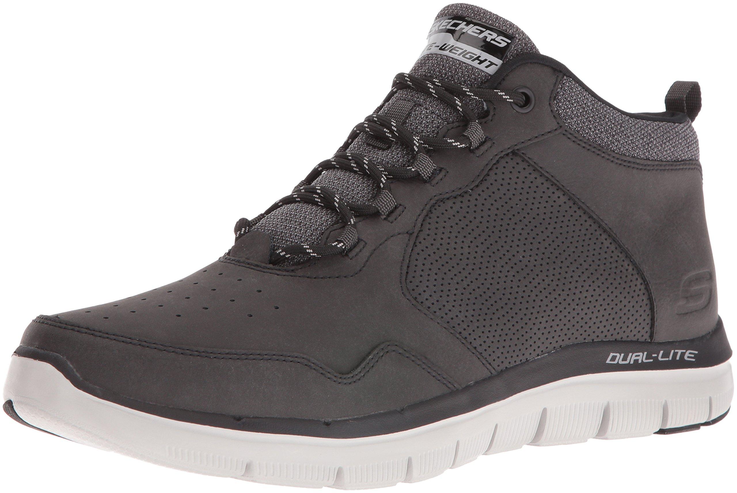 Skechers Flex Advantage 2.0, Zapatillas Altas para Hombre