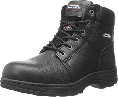 skechers safety shoes and boots