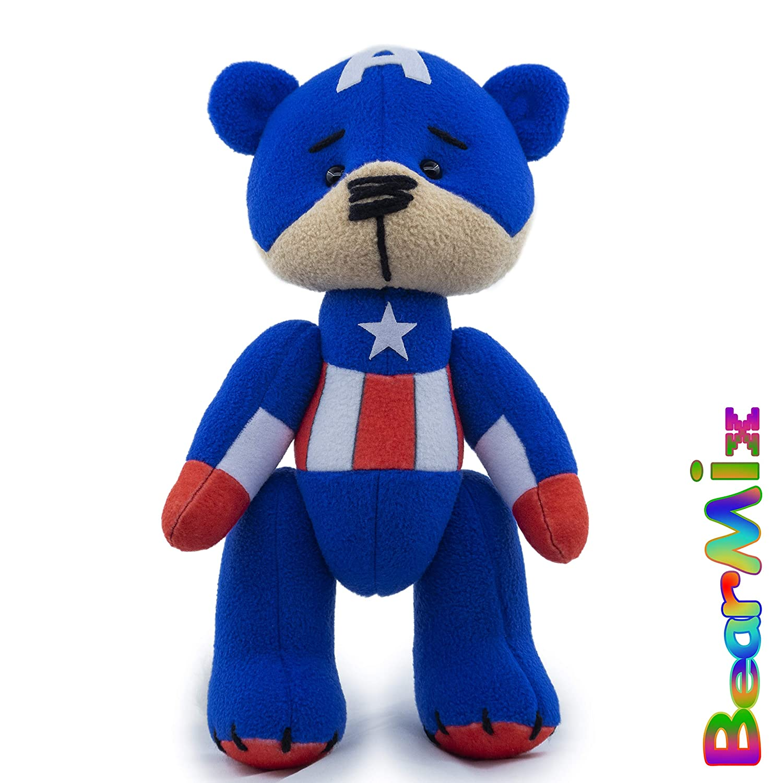 Mavel Bearz  CAPTAIN AMERICA