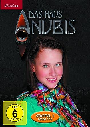 Amazon Com Das Haus Anubis Staffel 1 1 Dvd 1 Folge 1 16