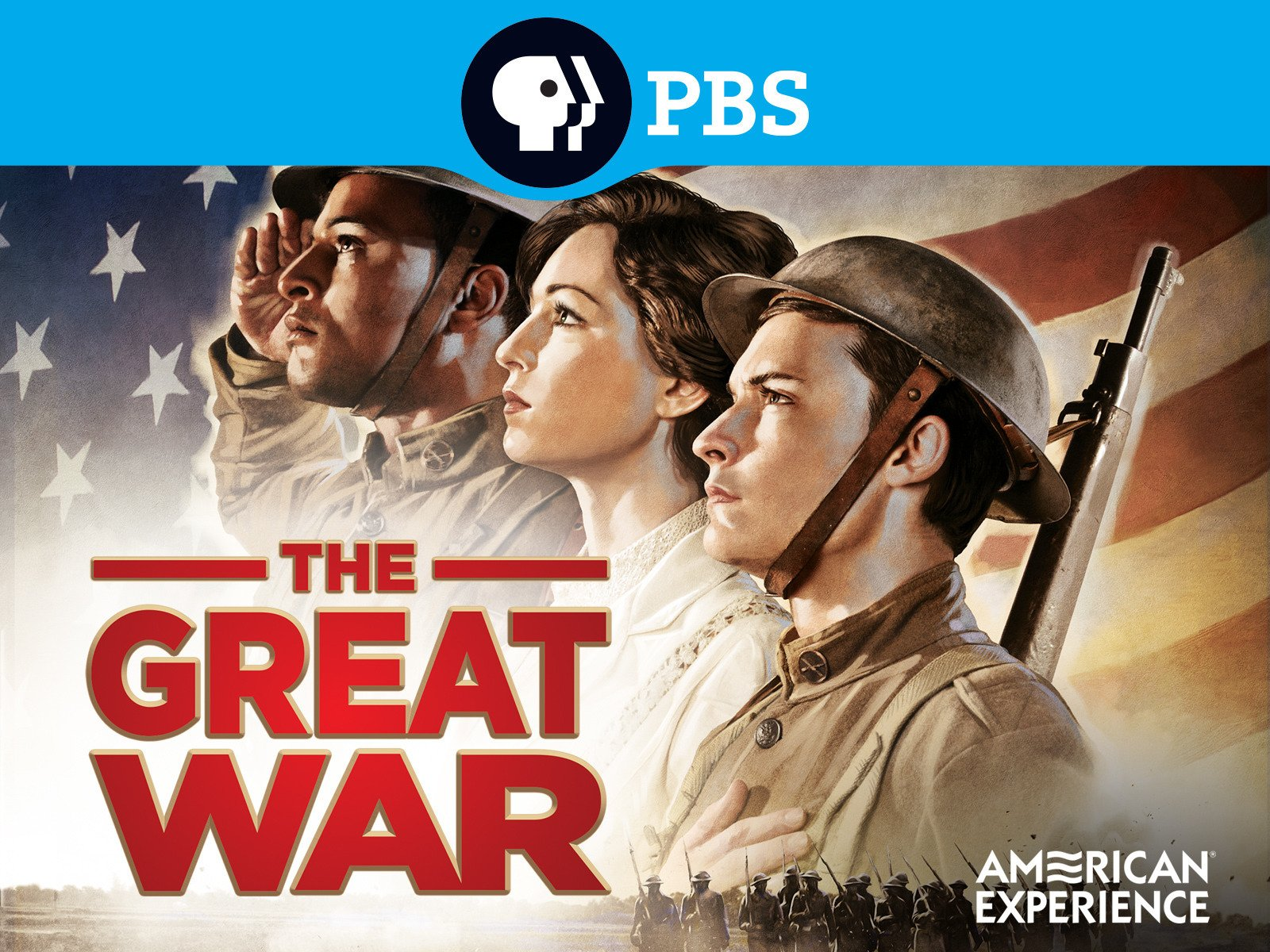 Amazon com: American Experience: The Great War Season 1