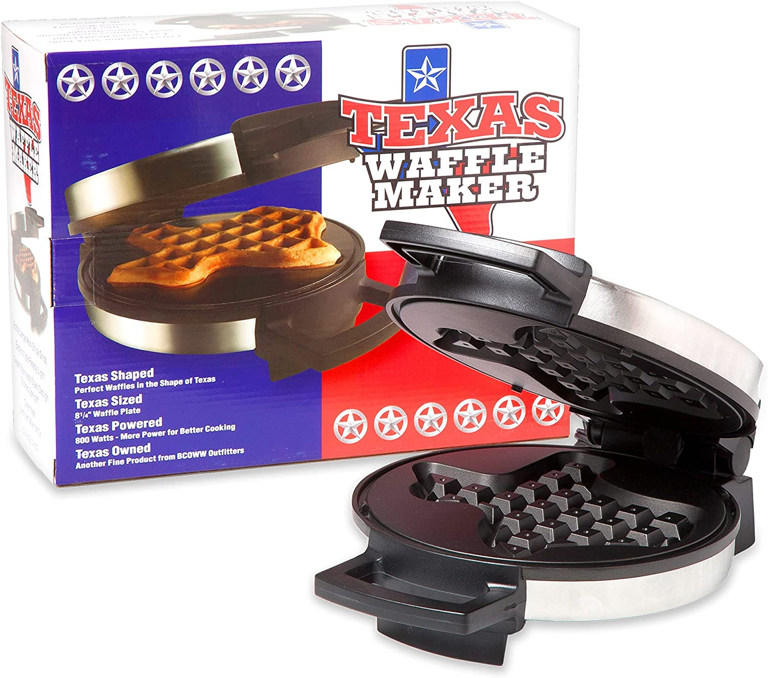 The Texas Waffle Maker Kitchen Dining