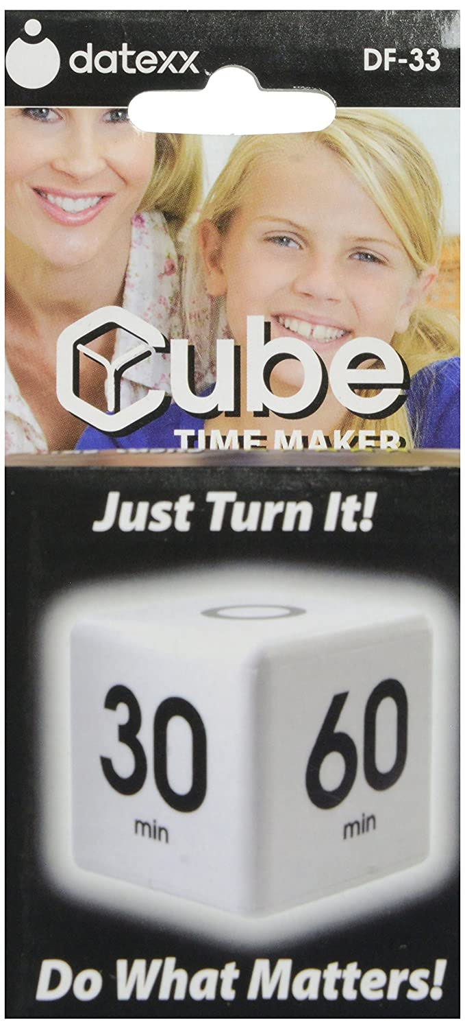 Datexx The Miracle Cube Timer Teledex