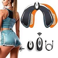 Electroestimulador Muscular EMS Hips Estimulador Muscular,Gluteos Estimulador de Glúteos Herramientas Nalgas para la…
