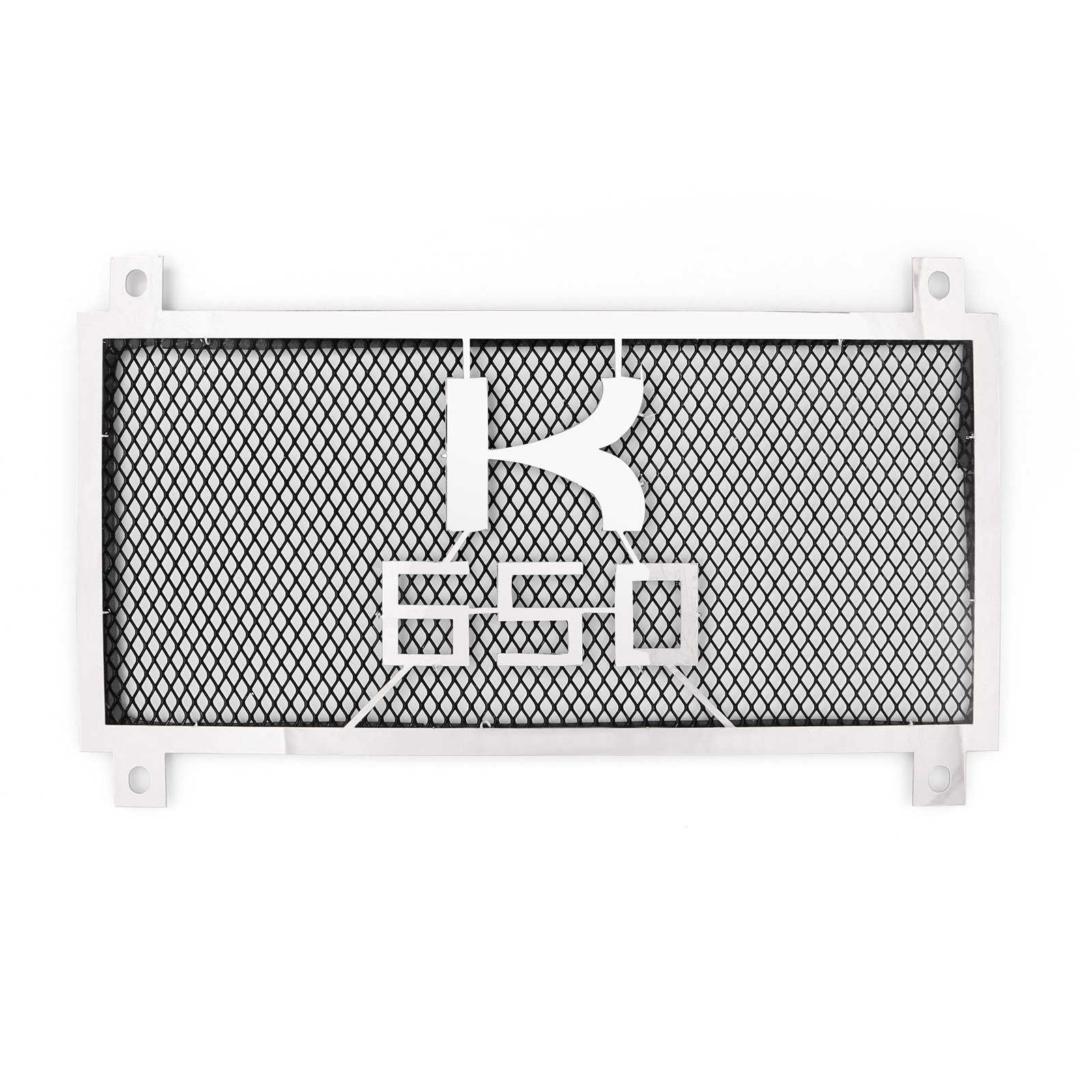 Areyourshop Radiator Grille Guard Cover Fuel Tank Protector For KAWASAKI Z650 2017 Black