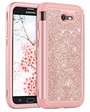 Amazon.com: YINLAI - Carcasa para Samsung Galaxy J7 2017 con ...