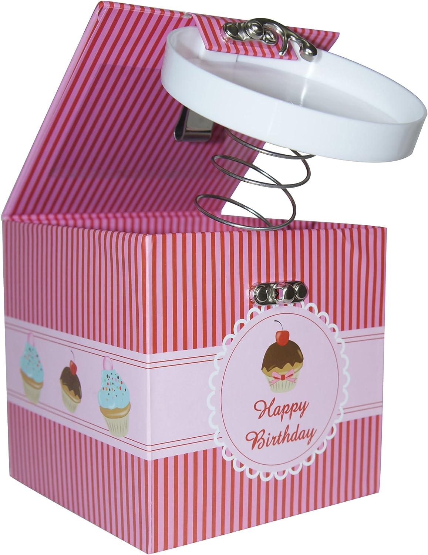 Trend Import 10531000 Jack in The Box - Caja Sorpresa con Muelle ...