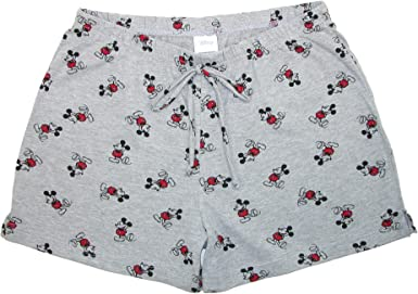 Disney Mickey Mouse Knit Lounge Shorts