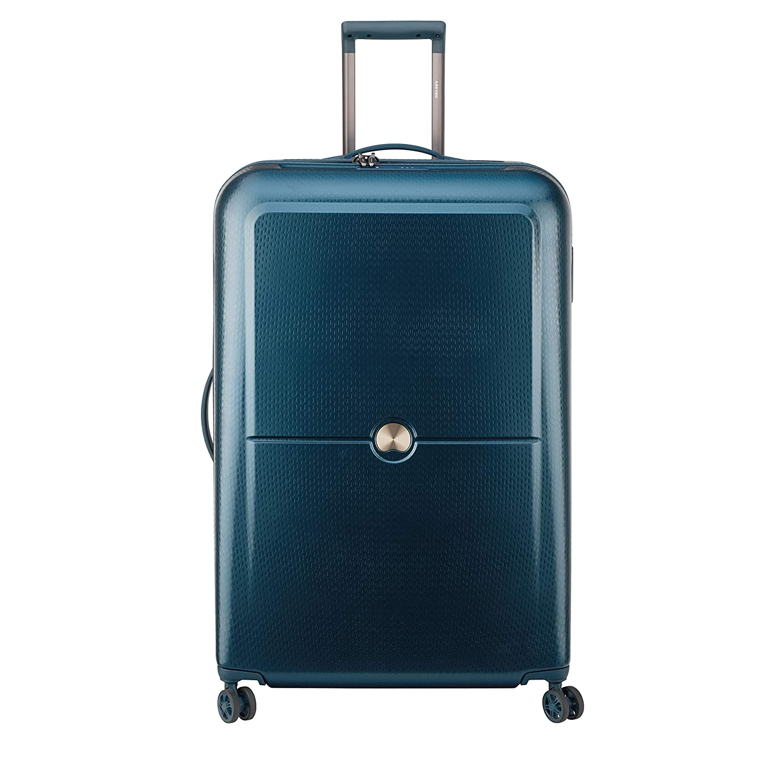 DELSEY Paris TURENNE Maleta, 82 cm, 124 Liters, Azul (Bleu Nuit): Amazon.es: Equipaje