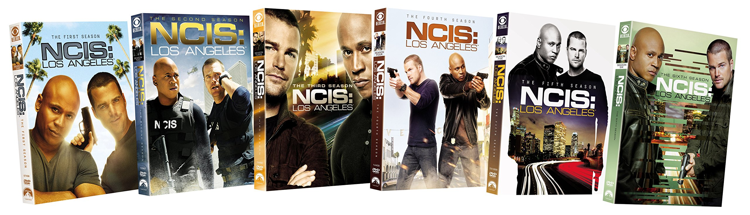 NCIS: Los Angeles: Six Season Pack by Paramount