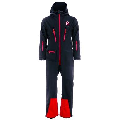 Women s All in One Ski Suit Onepiece Snowboard Wear - Red7SkiWear (XX-Small 945da1c05