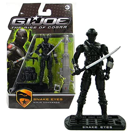 Amazon.com: Hasbro Año 2008 G.I. Joe Película