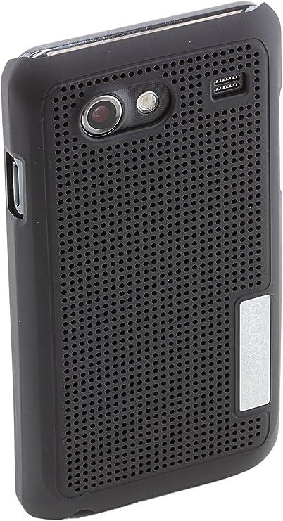 Samsung Coque aérée pour Samsung Galaxy Advance Noir: Amazon.fr ...