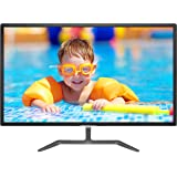 Philips 323E7QDAB 32-Inch Class IPS LED-Lit Monitor,1920x1080 Res, 5ms, 20M:1DCR, VGA,DVI,HDMI,USB, SPK
