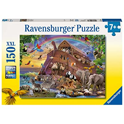 Ravensburger On The Way with The ark Jigsaw Puzzle (150 Piece): Toys & Games