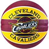 Ballon Spalding NBA team ball Cleveland Cavaliers