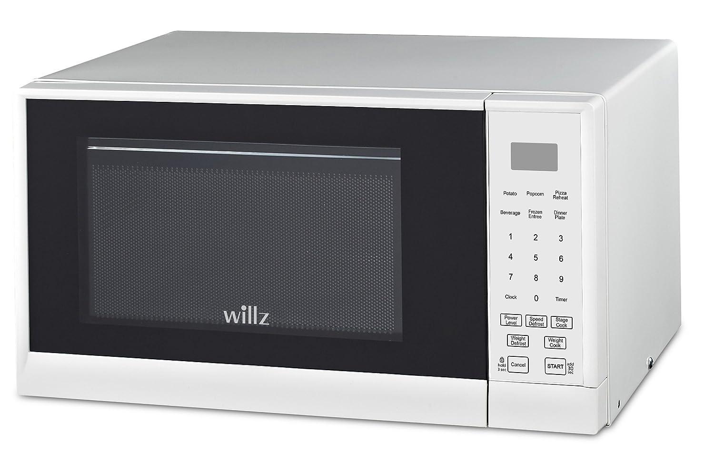 Willz WLCMSR09WE-09 0.9 cu ft White Microwave