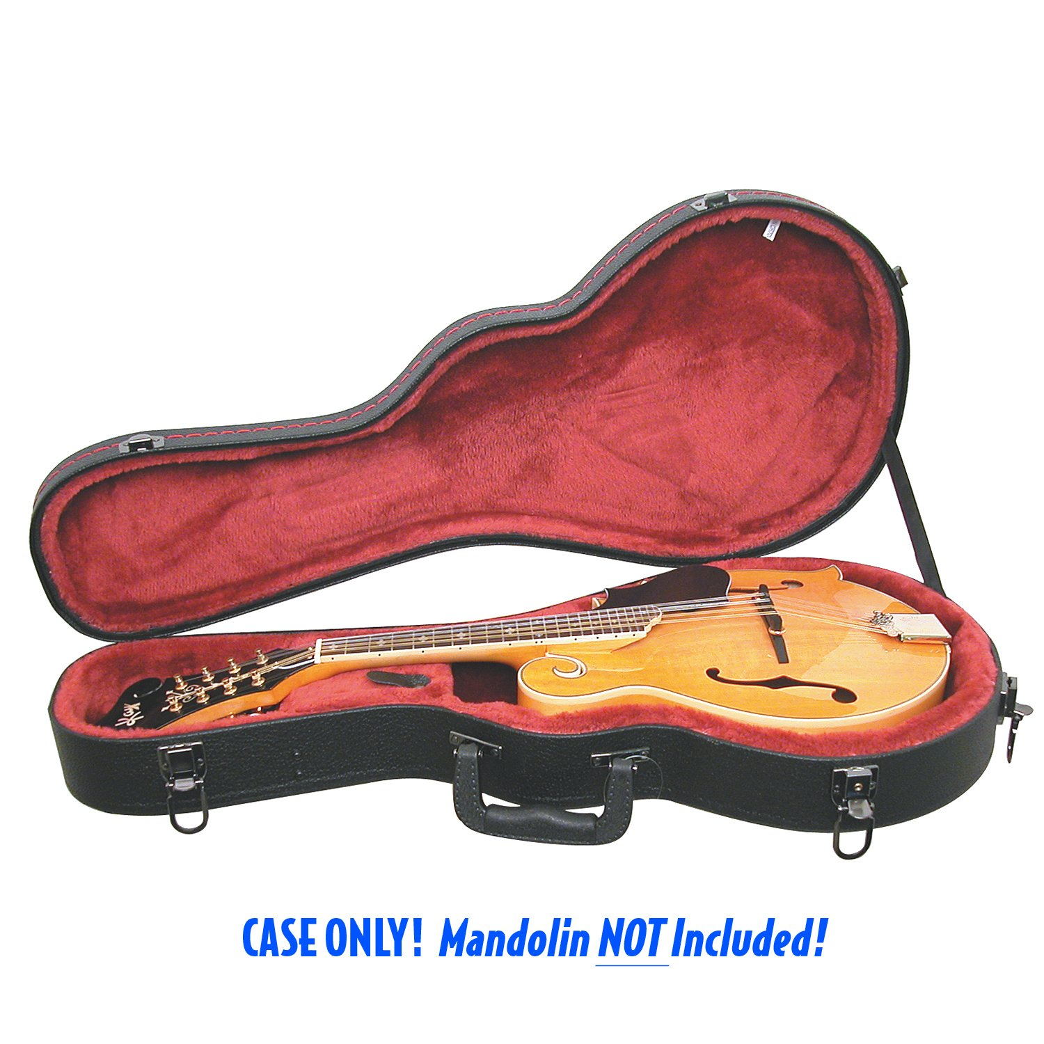 TKL Archtop F-Style Mandolin Case made for Performance Plus