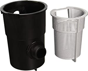 Hayward SPX1500CAP Strainer Housing with Basket Replacement for Select Hayward Pumps and Filters