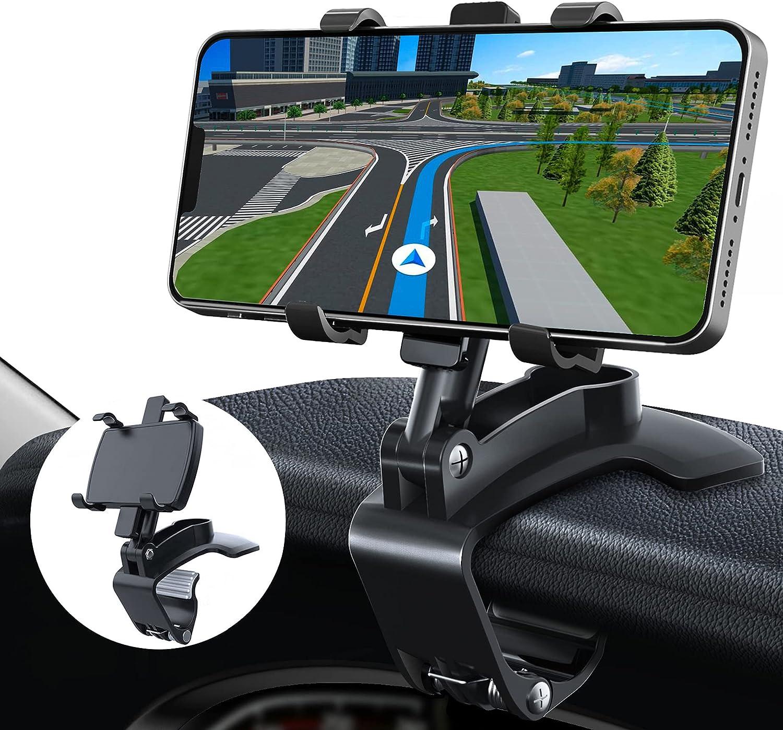 GESMA dashboard clip phone mount