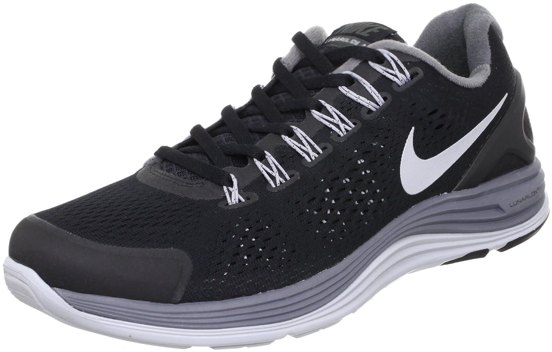 cheaper fa02d 9be7e Nike Lunarglide + 4 Mens Running Shoe (524977-001)  Amazon.co.uk  Shoes    Bags