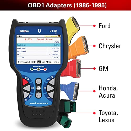 Best OBD1/OBD2 Scanners for Toyota Review and Comparison