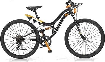 Bicicleta MTB Mountain Bike MBM JUMP para chico marco de acero ...